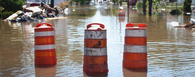 Insurance companies hit the ground for Hurricane Harvey