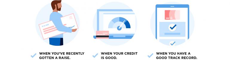 When Should I Ask For A Credit Limit Increase Nerdwallet