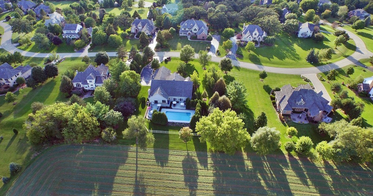 Drone Photos Help Home Sellers Rise Above Competition