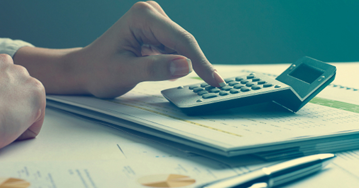 Plug in 3 numbers to plan financial future