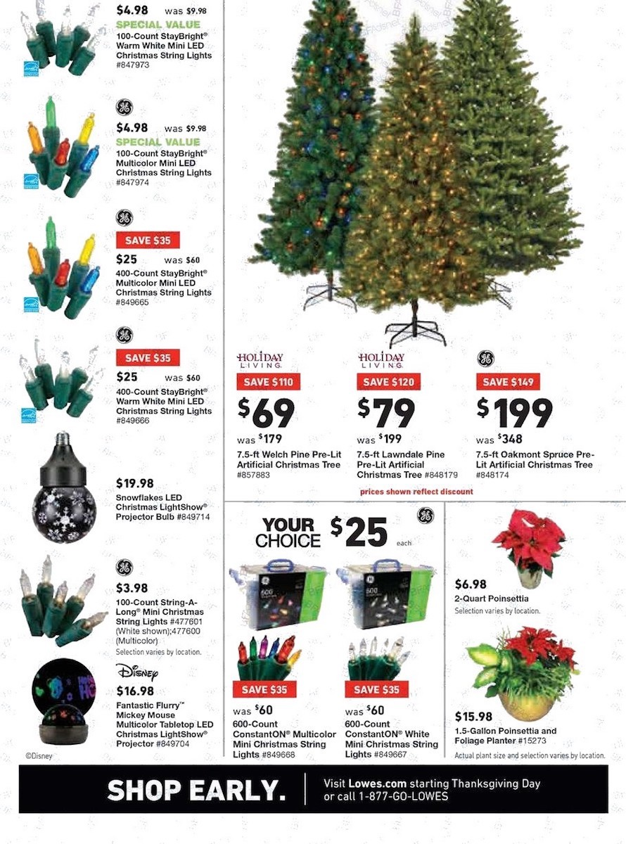 Lowe\'s Black Friday 2018 Ad, Deals and Store Hours - NerdWallet