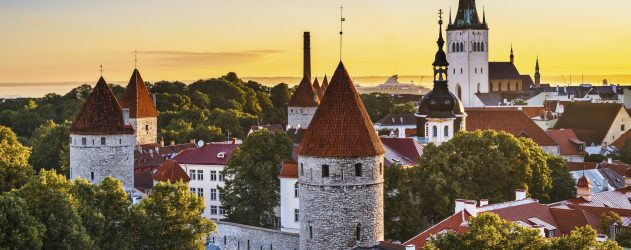 Tallinn, Estonia is the best value destination for 2018.