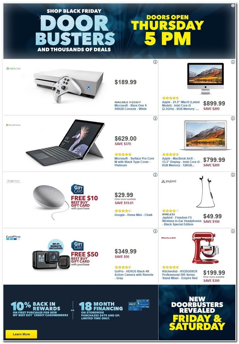 Black Friday 2016 sales at Apple, Walmart, Target & Best Buy news:  Electronics offered at huge discounts ahead of Black Friday