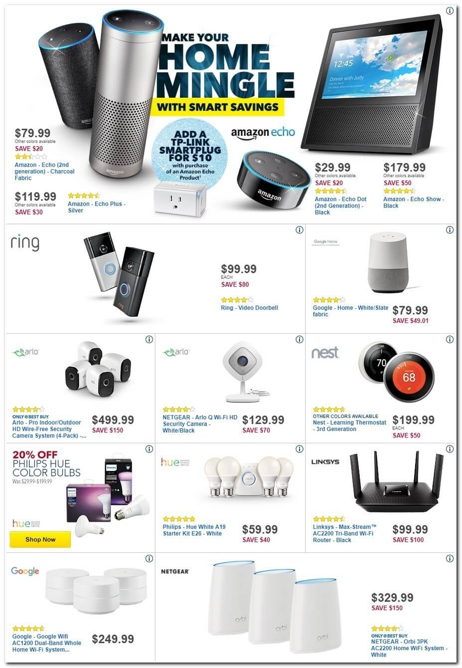 best buy black friday 2018 ad deals and store hours