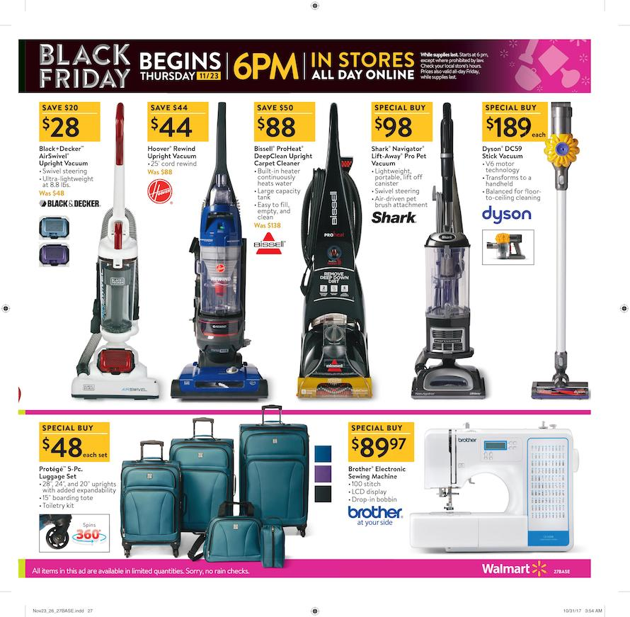 walmart black friday 2018 ad deals and store hours