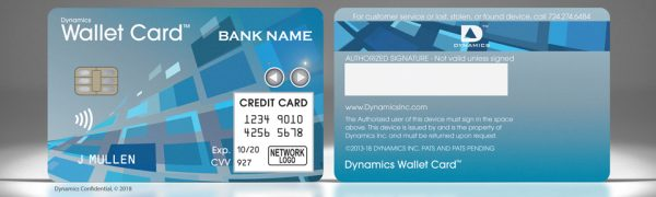 Wallet Card Promises High-Tech, All-in-One Payment System