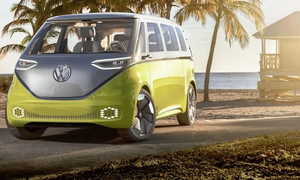 Vw Aims To Plug Into Nostalgia With Electric Microbus
