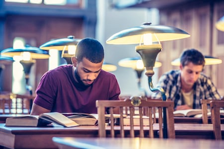 black student loan debt landing