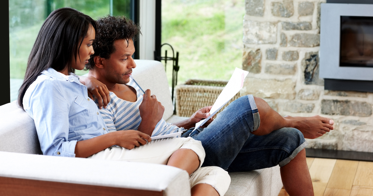 When Bad Credit Happens to a Good Spouse