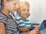 A long flight might mean more relaxed rules around screen time.
