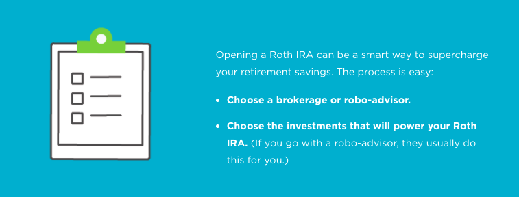How and Where to Open a Roth IRA