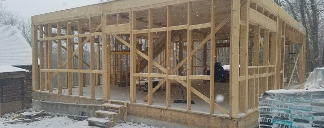 Are you built for a do it yourself house kit nerdwallet jennifer buck is building a home from a diy house kit in sharon connecticut solutioingenieria Image collections