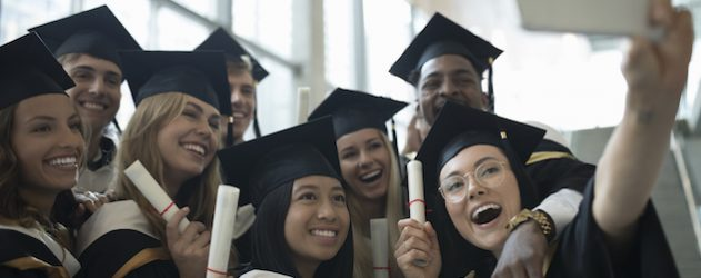 Using graduation cash wisely can have long-lasting benefits.