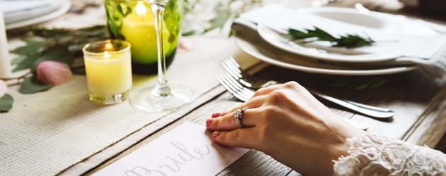 Say 'I Do' to Dollar-Store Wedding Decor-story