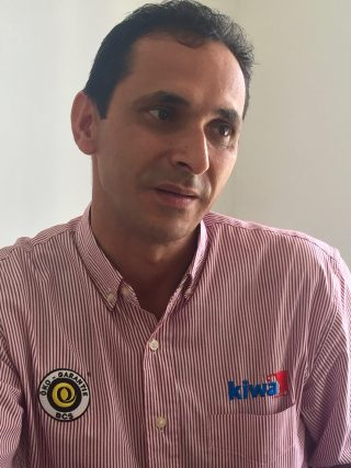 Humberto Gonzalez Guerrero, who certified Costa Verde-brand pineapples as organic for the U.S. Department of Agriculture, is accused of lying during sworn testimony to lawmakers, a charge he denies.