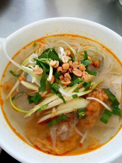 Rice noodle with jellyfish_moxie_zhou