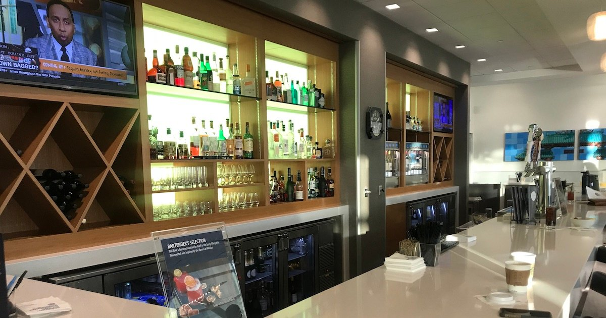 Lounge Review Delta Sky Club At Sfo Nerdwallet