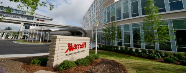 Marriott Atlanta Airport - Courtesy Marriott International
