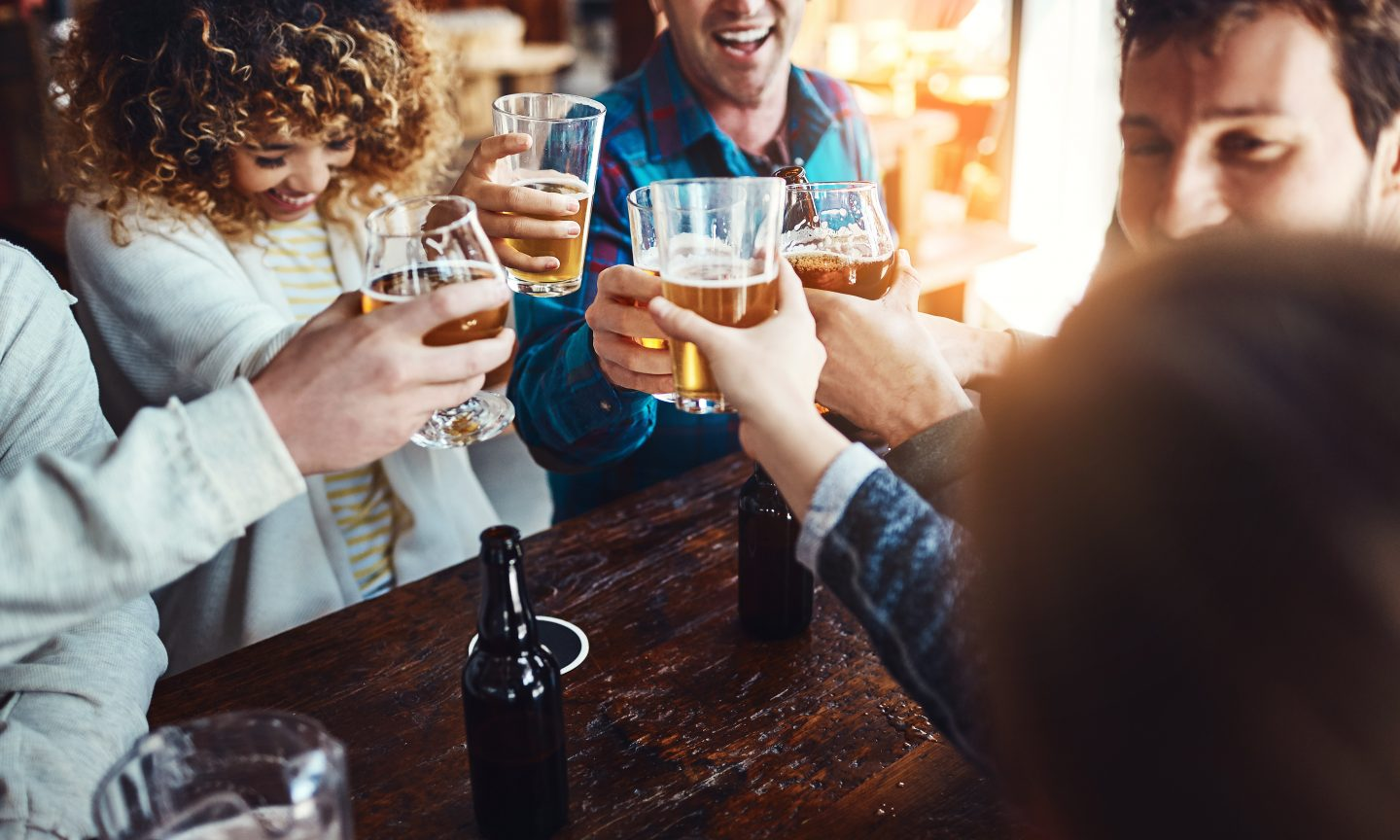 How to Save Money at the Bar, No Teetotaling Required