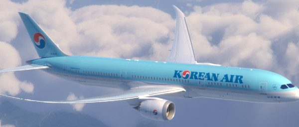 Korean Air 787