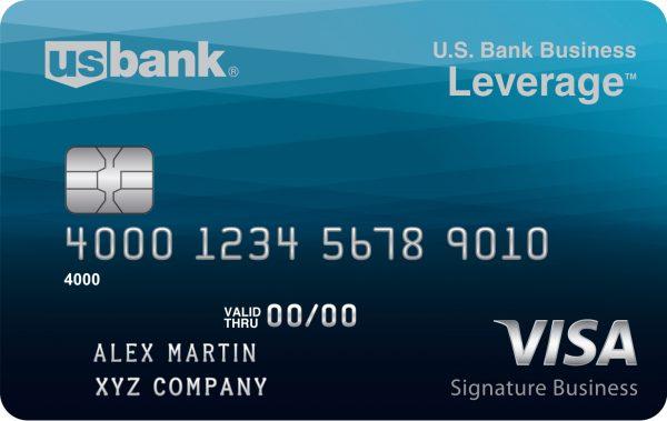 U.S. Bank Business Leverage Visa