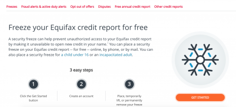Equifax Credit Report >> How To Freeze Your Credit With Equifax Nerdwallet