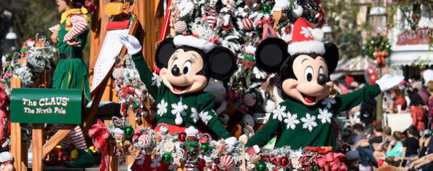 A Christmas Vacation.How To Get The Most Out Of Your Disney Christmas Vacation
