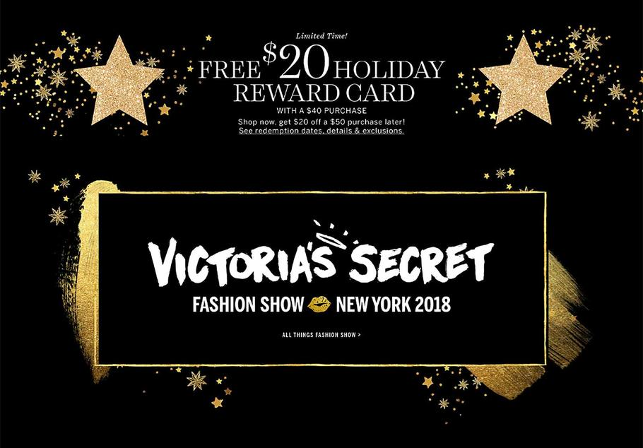 bf5aadd9f4035 Victoria s Secret will unveil additional deals closer to Black Friday