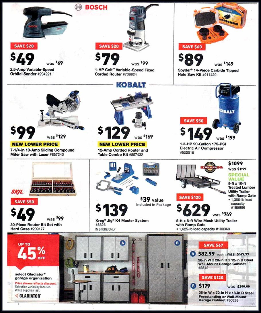 Lowe S Black Friday 2018 Ad Deals And Store Hours