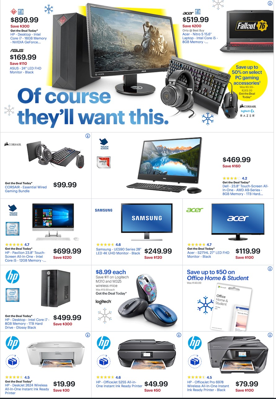 Best Buy Black Friday 2018 Ad, Deals And Store Hours