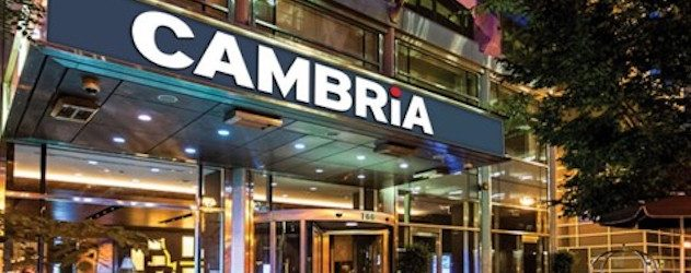 Hotel Deal A Fast Track To Elite Status With Cambria Hotels