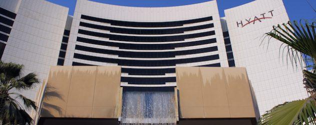 Grand Hyatt Hotel in Dubai