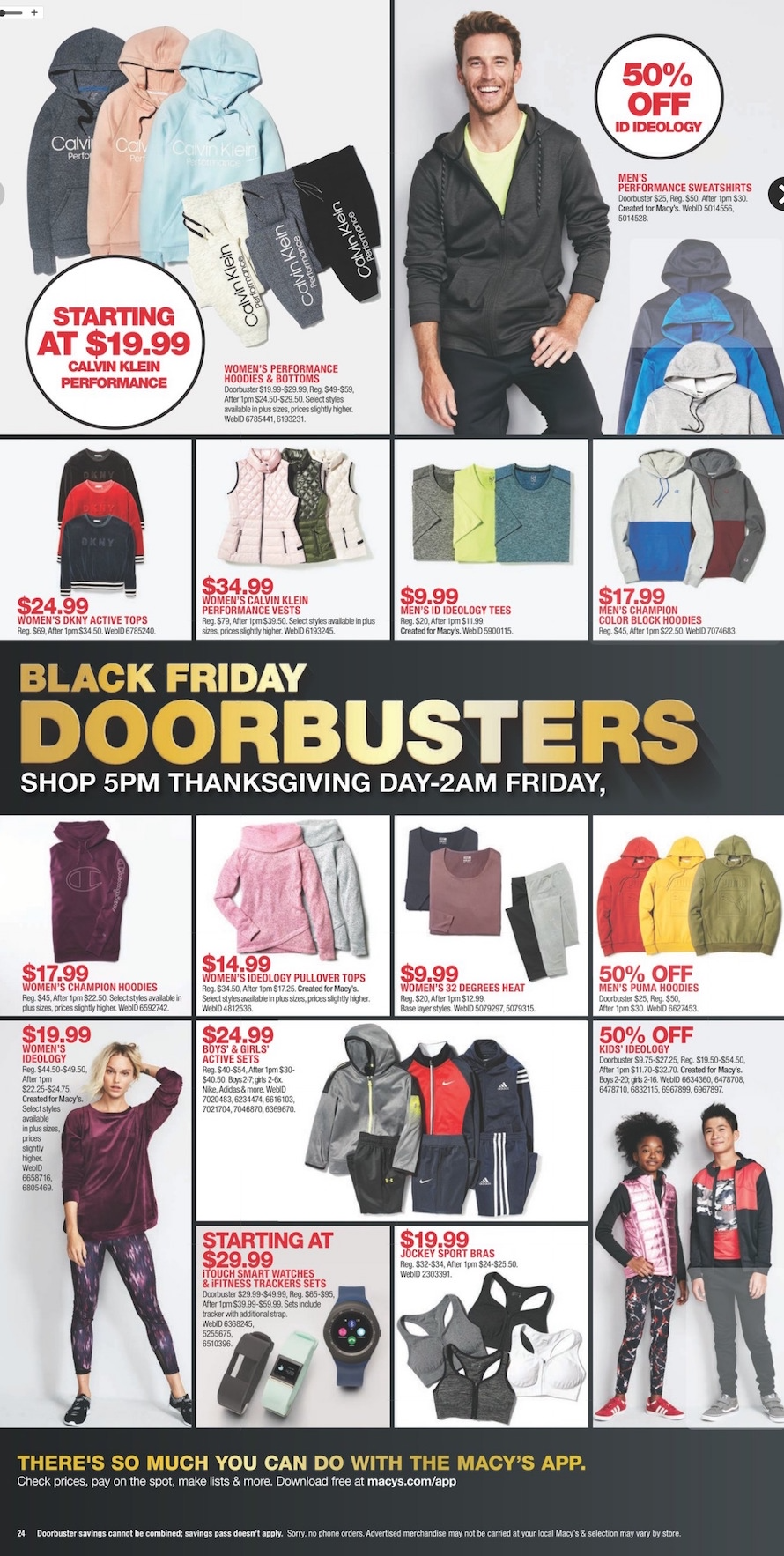 cd52266e4d4 Macy s Black Friday 2018 Ad