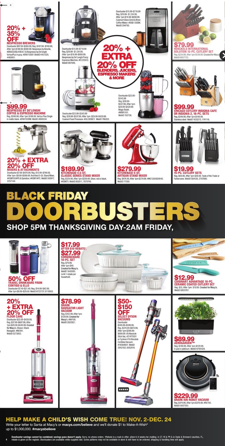 62dca3d80 Macy's Black Friday 2018 Ad, Deals and Store Hours - NerdWallet