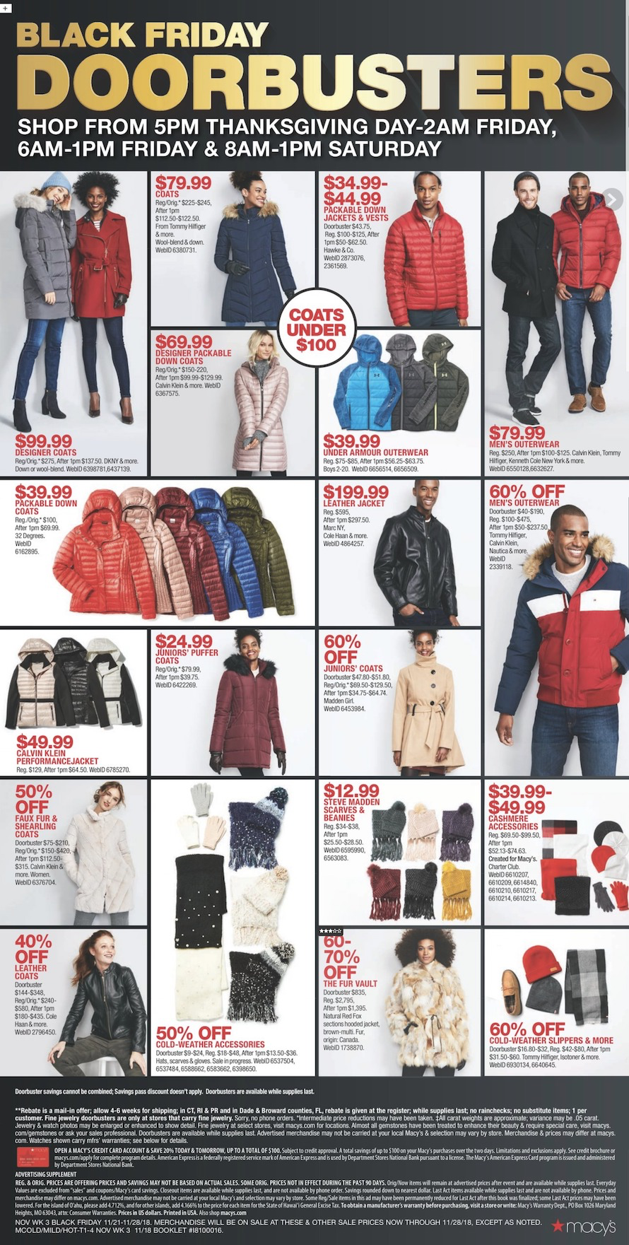 cc986dc1 Macy's Black Friday 2018 Ad, Deals and Store Hours - NerdWallet