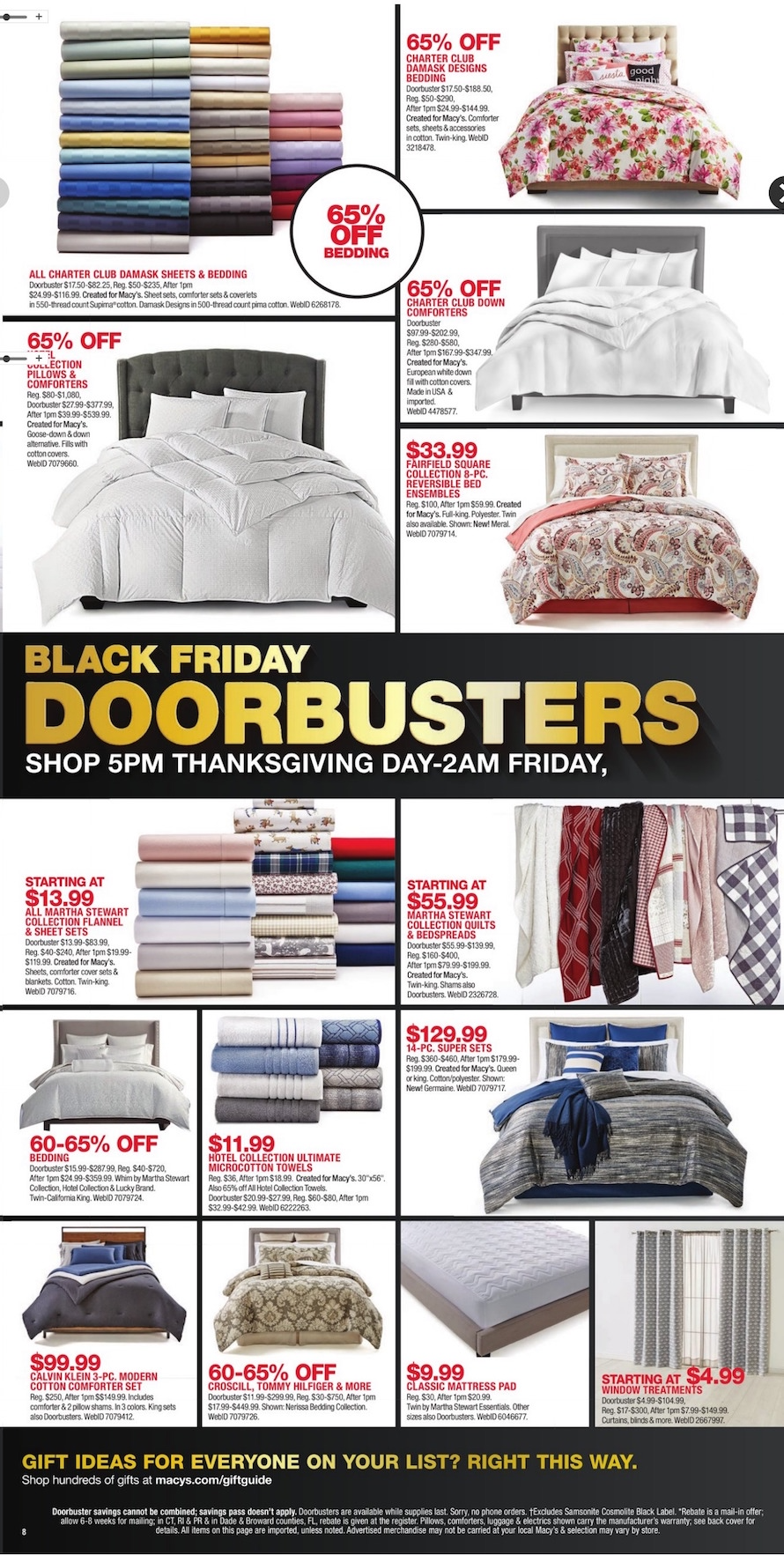c56793522024 Macy s Black Friday 2018 Ad