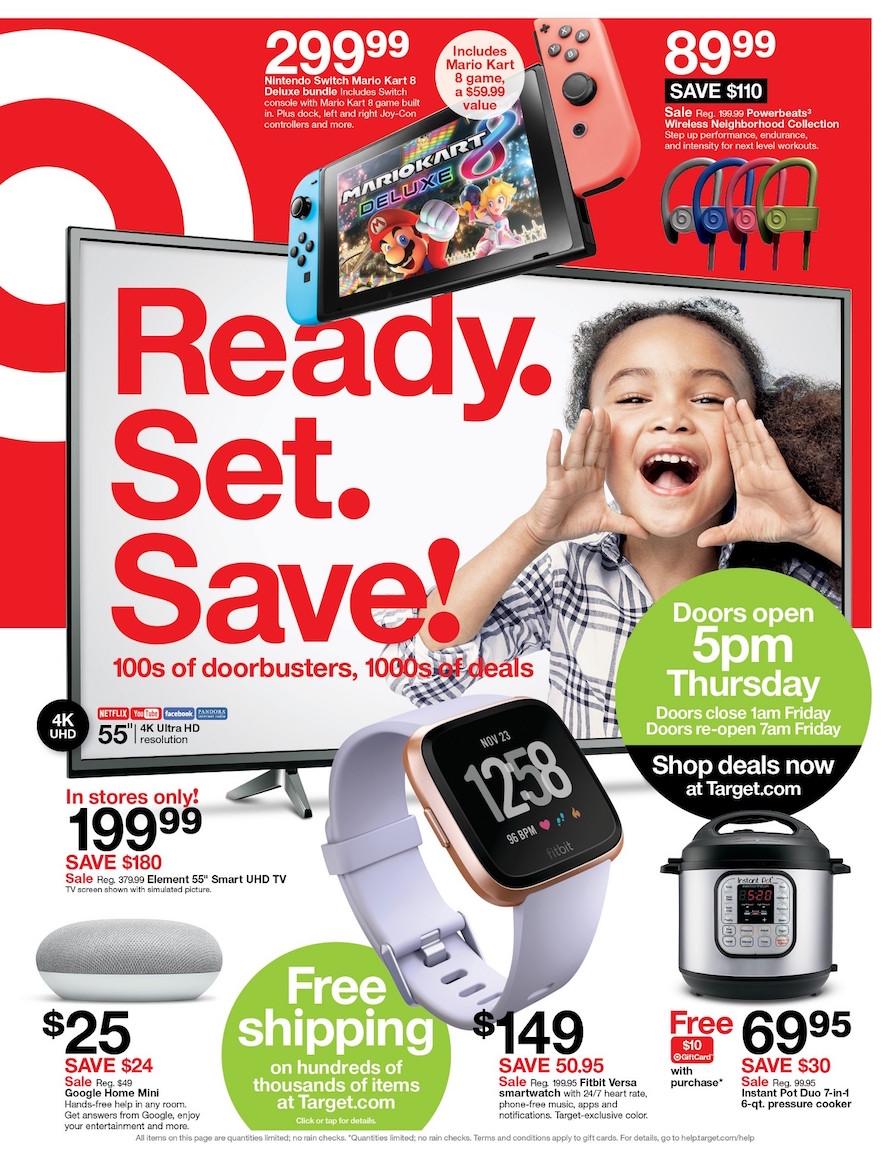 b8c45a3892f Target Black Friday 2018 Ad