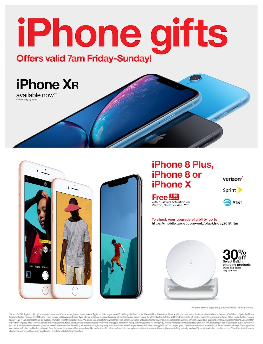 Target Black Friday 2018 Ad, Deals and Store Hours - NerdWallet