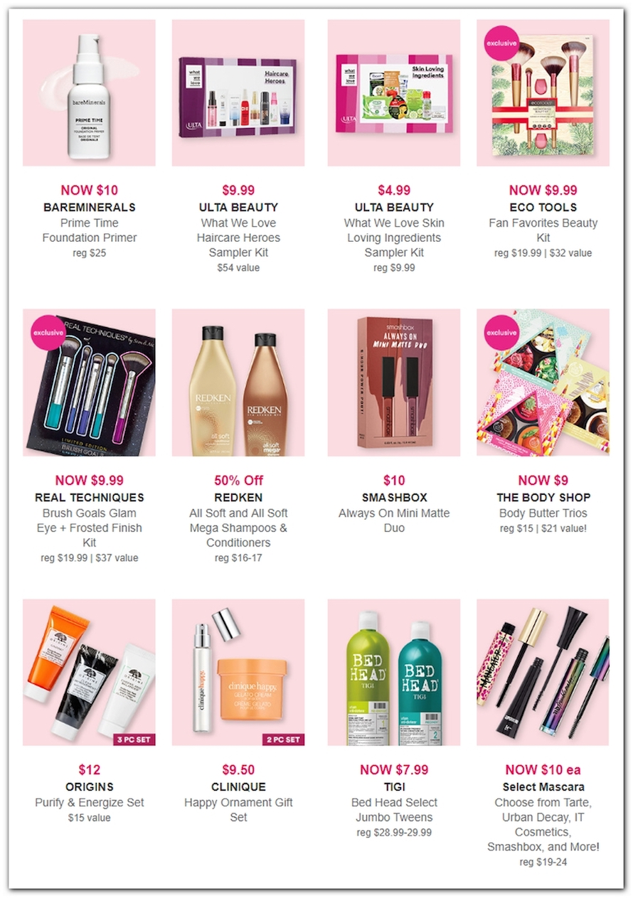 Ulta Black Friday 2018 Ad, Deals and Store Hours - NerdWallet