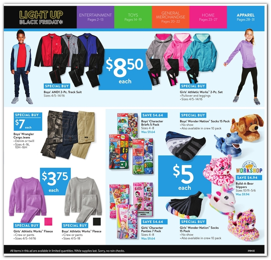 cf9769a36201 Walmart Black Friday 2018 Ad, Deals and Store Hours - NerdWallet