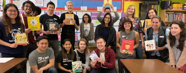 NerdsPayItForward Gives Back to Local Students in Q4