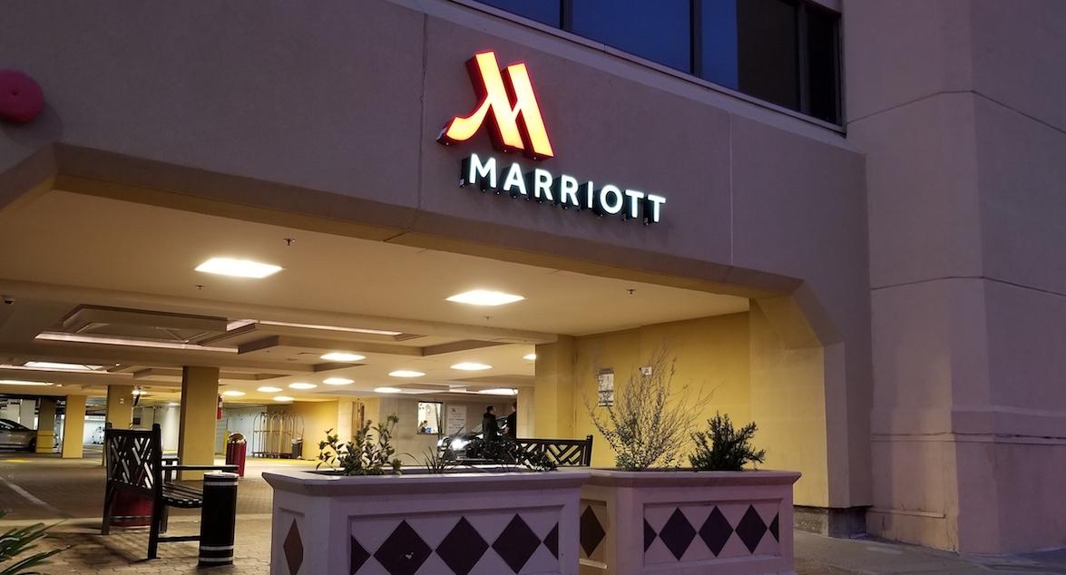 marriott cost of capital