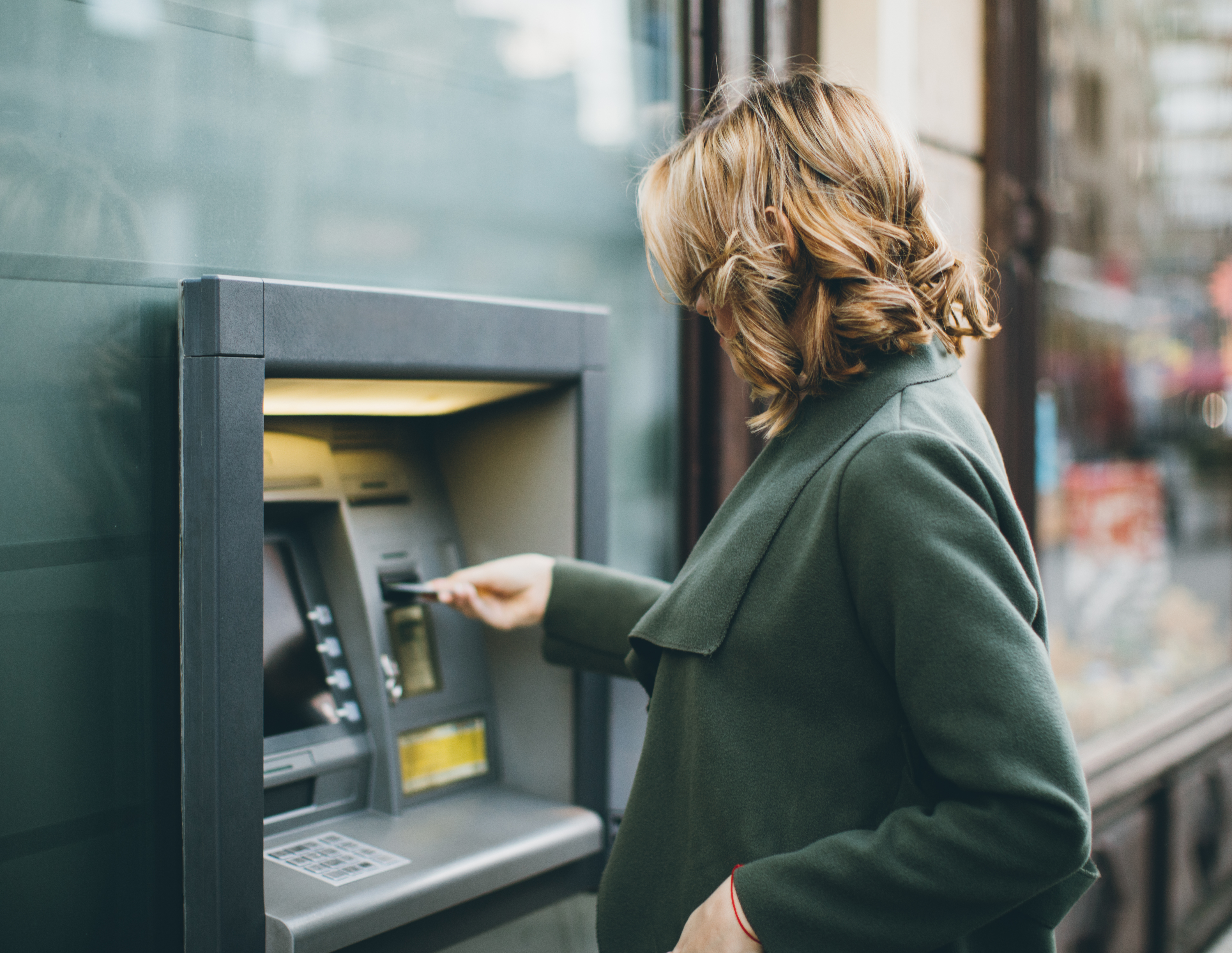 How to Deposit Cash in an ATM - NerdWallet