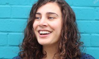 Kara Perez headshot by Shane Henderson