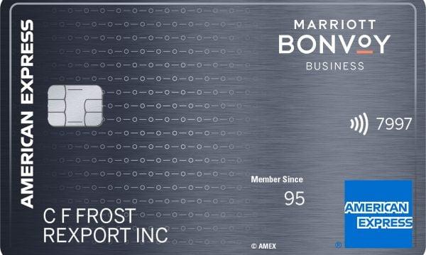 Marriott Bonvoy Business American Express Card_Card Art