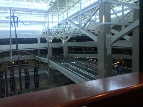 Lounge Review: Delta Sky Club at Denver International