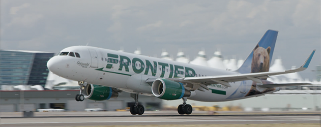 Flight Deal: $39 One-Way Fares on Frontier Airlines' New Routes