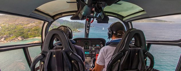 Helicopter Ride in Seychelles: An Adventure Paid With Capital One Venture Rewards