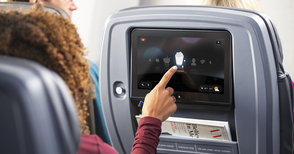 In-Flight Entertainment: The Complete Guide - NerdWallet