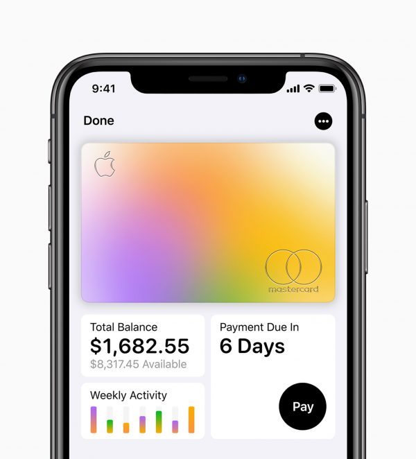 New Apple Card Will Earn Generous Rewards via Apple Pay